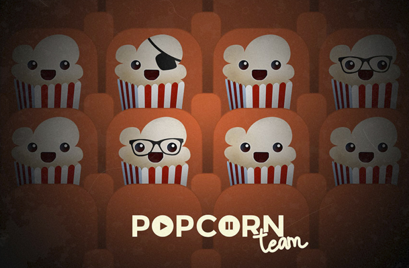 popcorn-time-series