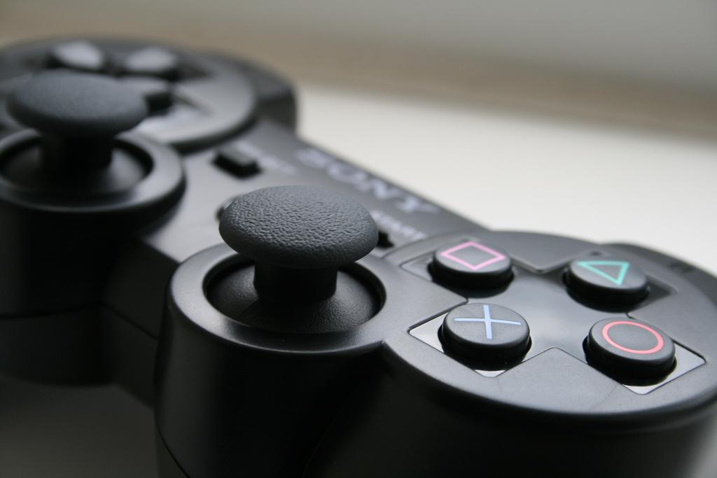 PlayStation-3-DualShock