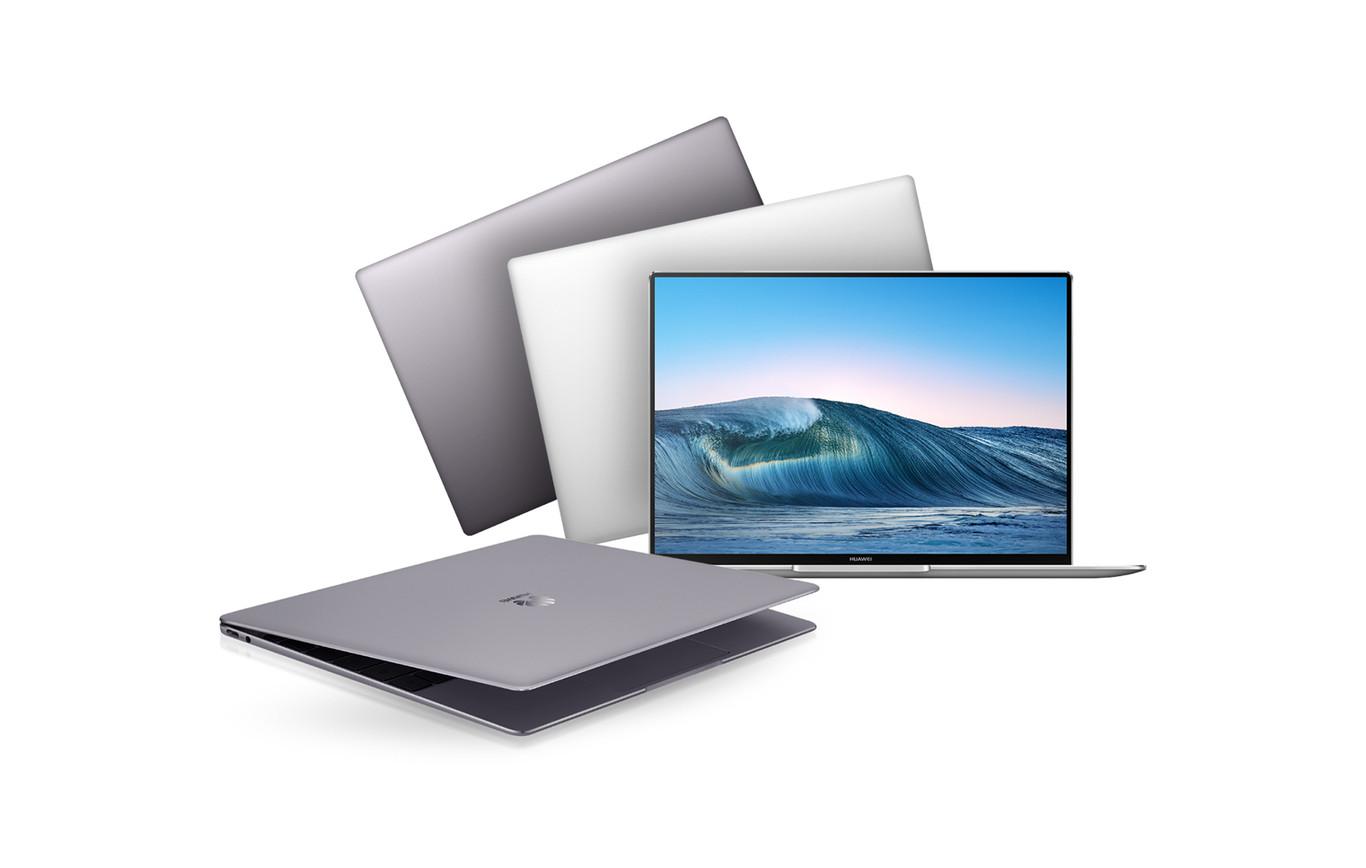 Huawei MateBook X Pro: pantalla sin marcos para un portátil muy ...